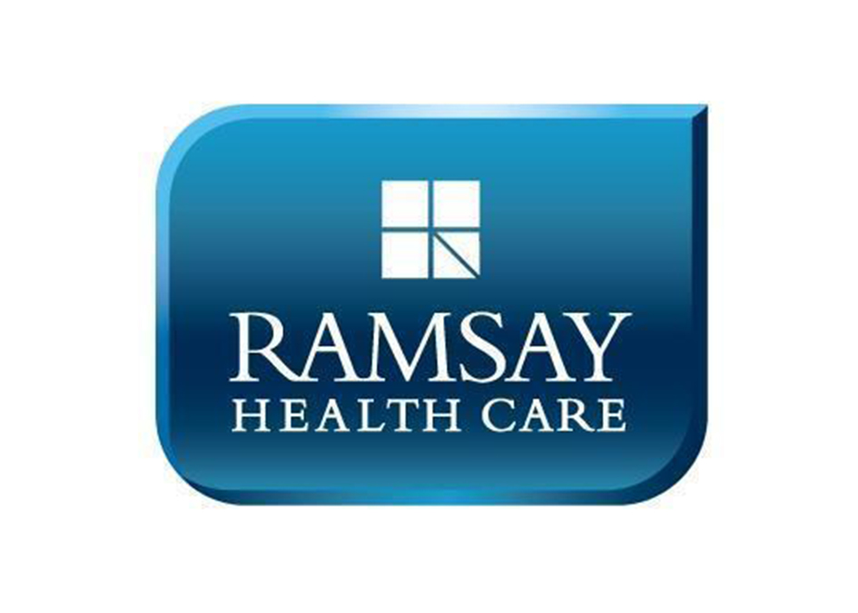 Ramsey health care logo