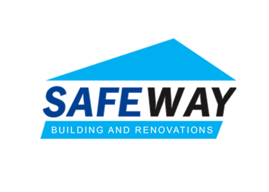 Safeway building and renovations logo