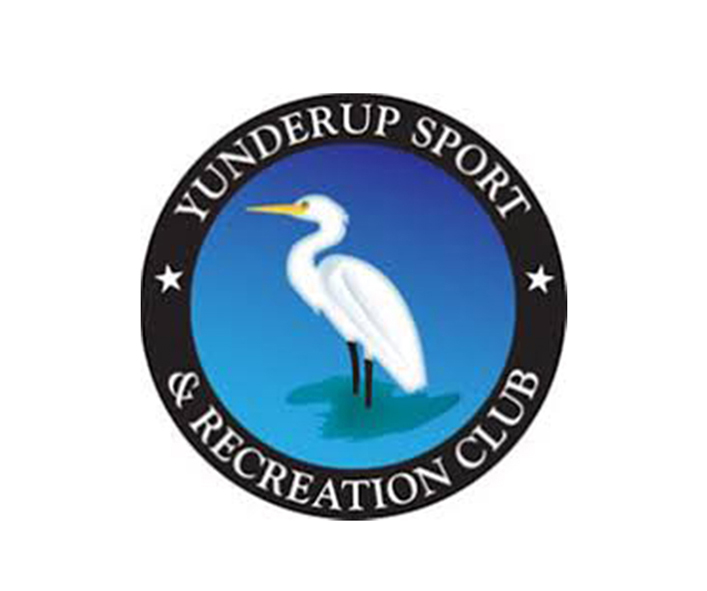 Yunderup sport and recreation club logo